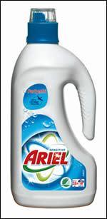 Ariel detergent