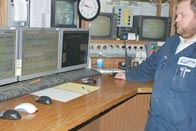 A central control room
