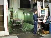 Finish machining