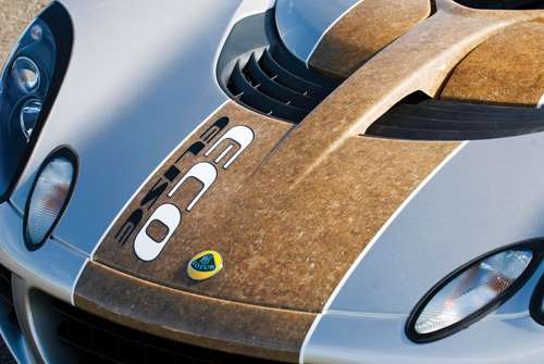 Lotus ECO Elise hood stripe