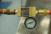 Inlet pressure