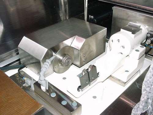 CNC swing dresser