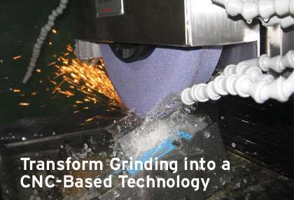 three axis CNC surface grinder