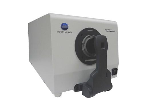 CM-3600A benchtop spectrophotometer from Konica Minolta