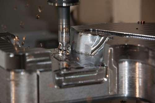 """1"""" high feed insert cutter"""