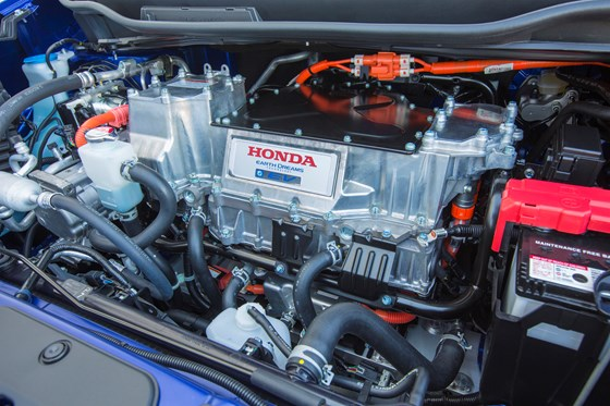 The Honda Fit Goes Electric  Automotive Design  Production