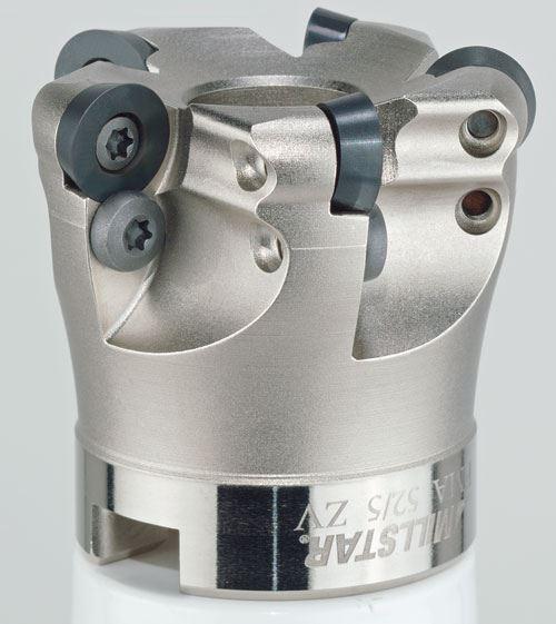 button cutter face mill