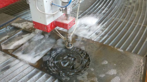 EDM and advanced waterjet technology