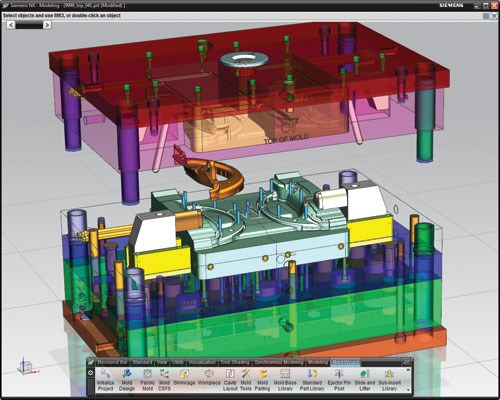 integrated motion simulation technology