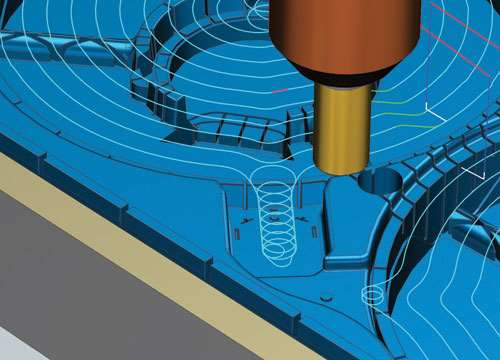 integrated machine tool simulation