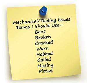 Maintenance Terms of Endearment