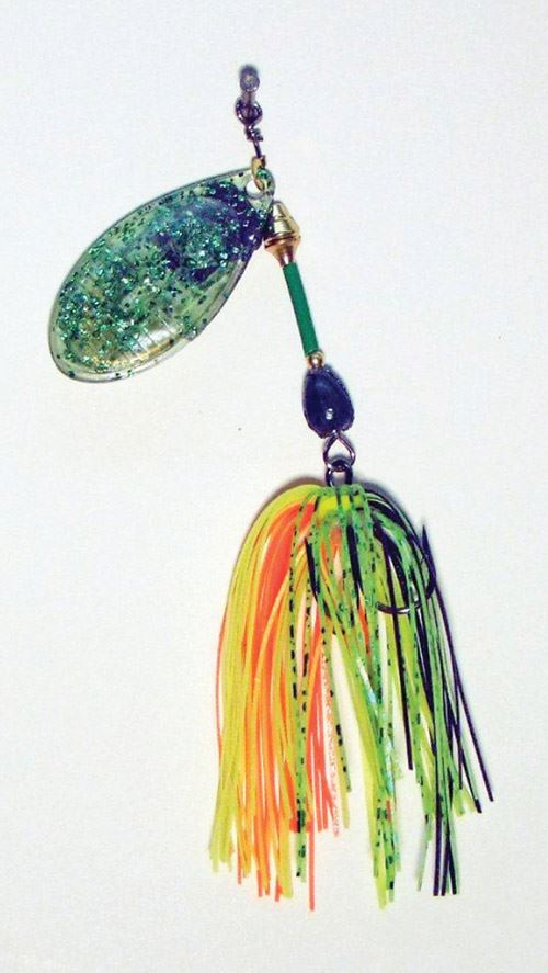 TPE fishing lures from Alliance Polymers and Services and R2 Innovations