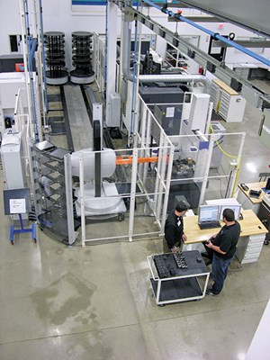 mega cell production system