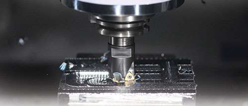 high feed milling strategies