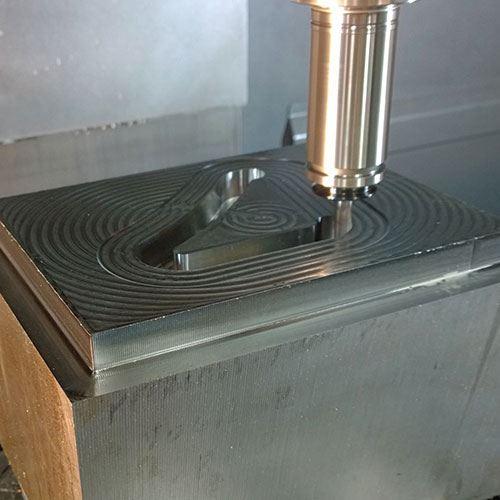 Trochoidal milling