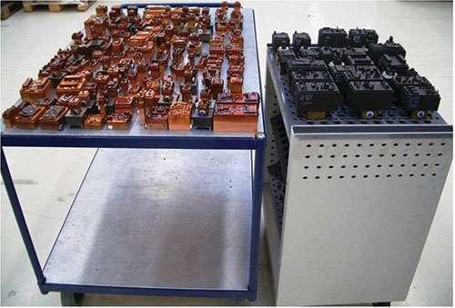 copper vs graphite electrodes