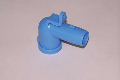 injection mold component