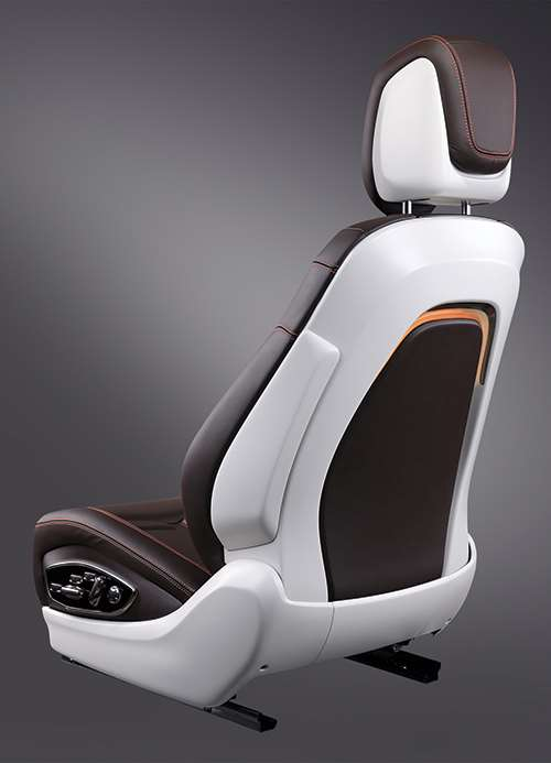 Sitting Pretty Car Seat Concept Scores A First Compositesworld