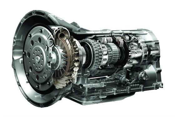Ford 6.7-liter Power Stroke V8 turbo diesel engine