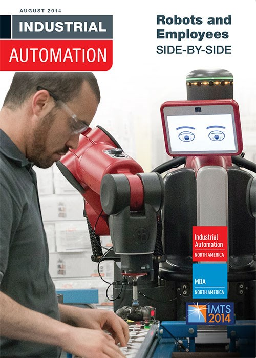 Modern Machine Shop's Industrial Automation supplement