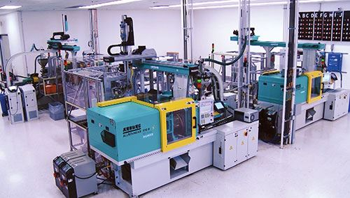 Scientific Specialties Inc. three automation cells