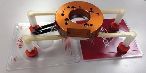 end of arm tool Kevlar reinforced nylon