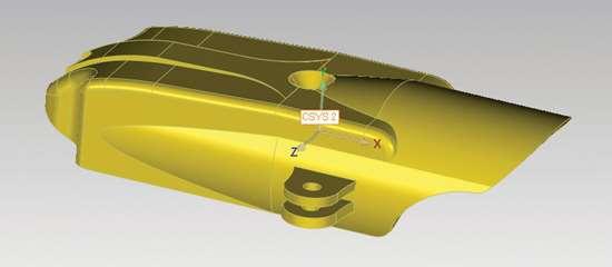 CAD camera cover