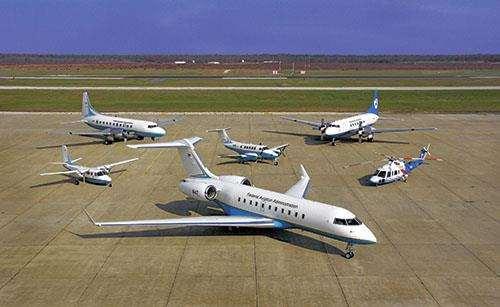 Tech Center test fleet