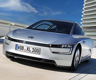 Volkswagen's XL1