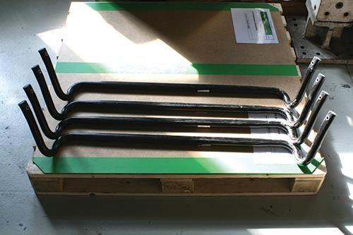 preproduction CFRP stabilizer bars