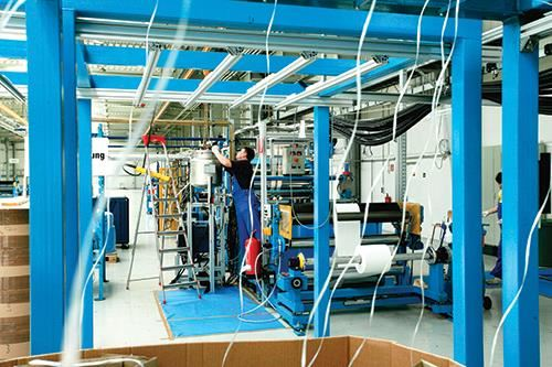 Carbon fiber/epoxy prepregs