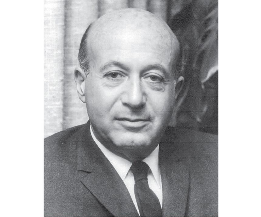 George Wiss Plastofilm founder