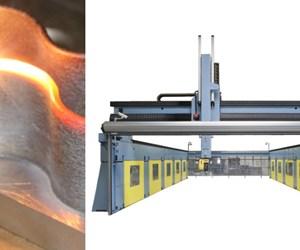 3D Hybrid Solutions Multiax 3D printer