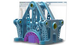 3DXpert simulation screenshot