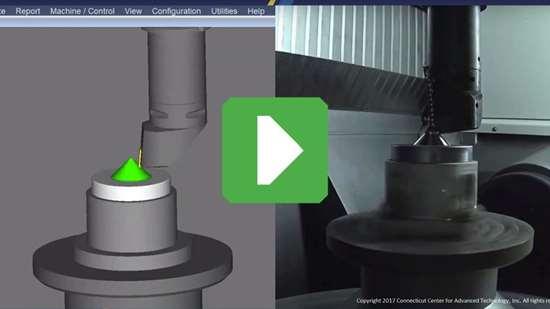 CGTech screenshot