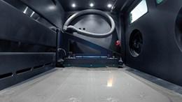 Realizer powder-bed selective laser melting machine
