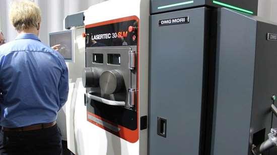 DMG MORI Lasertec 30 SLM