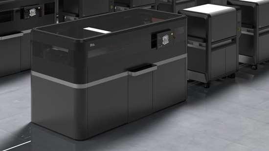 Desktop Metal DM Production System