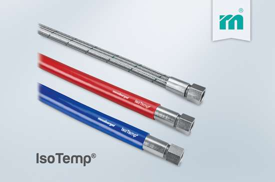 E 2187 IsoTemp high temperature hose Meusburger