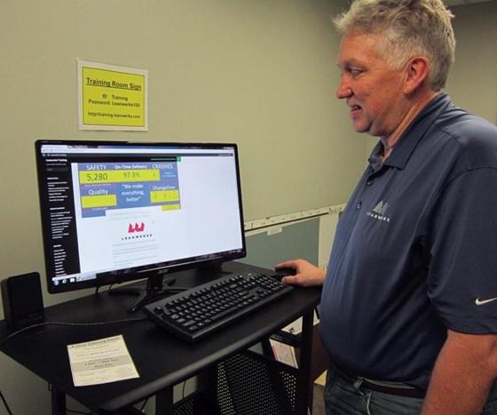 training computer