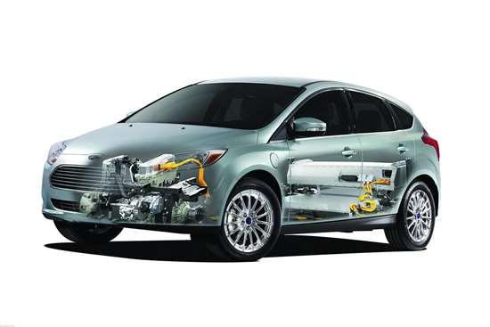 gas-powered vs electric focus hatchbacks