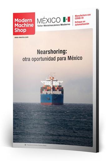 Edición Agosto 2020 Modern Machine Shop México.