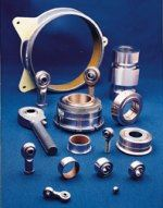 SPHERICAL and precision rod-end bearings