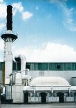 REGENERATIVE thermal oxidizer