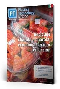 Agosto Plastics Technology México número de revista