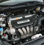 2003 Accord sedan 2.4-l, i-VTEC four-cylinder engine