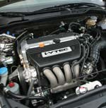 2003 Accord sedan 2.4-l, i-VTEC four-cylinder engine