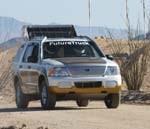 Ford's Desert Proving Grounds