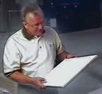 UV powder coating system