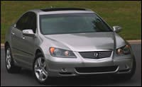 Acura's 2005 RL